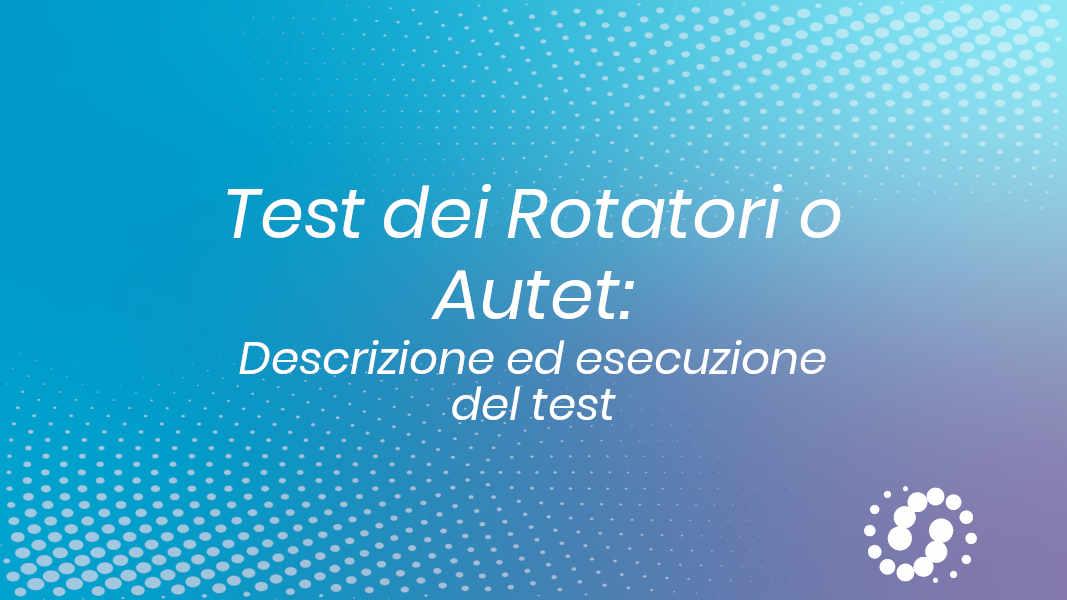 Test dei rotatori