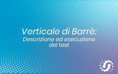 Verticale di Barrè: descrizione del test