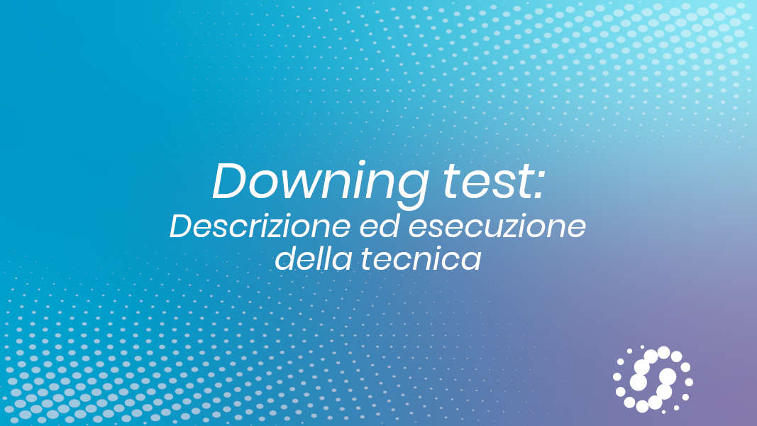 Tecnica downing test