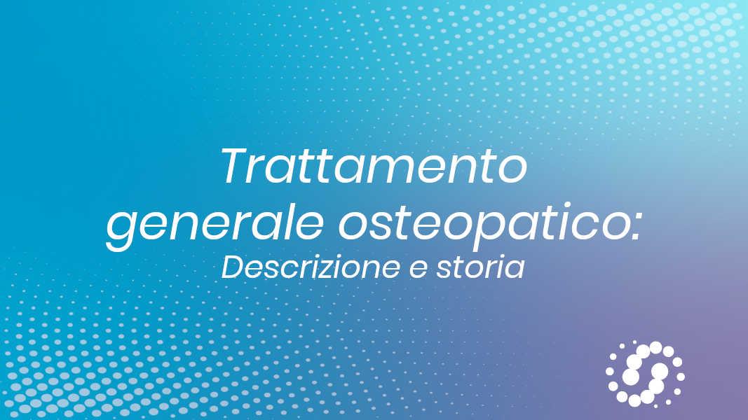 Trattamento generale osteopatico spalla in decubito laterale