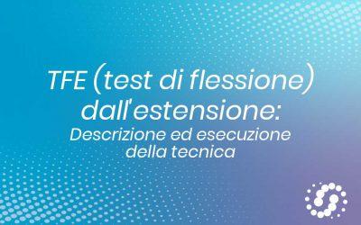 TFE (Test di flessione dall'estensione)