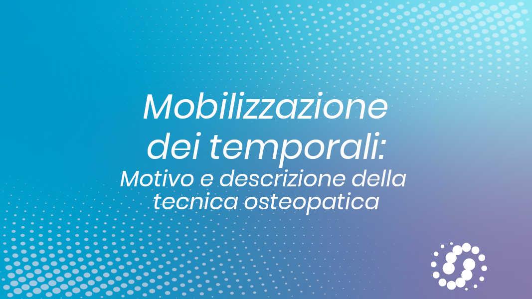 Mobilizzazione temporali