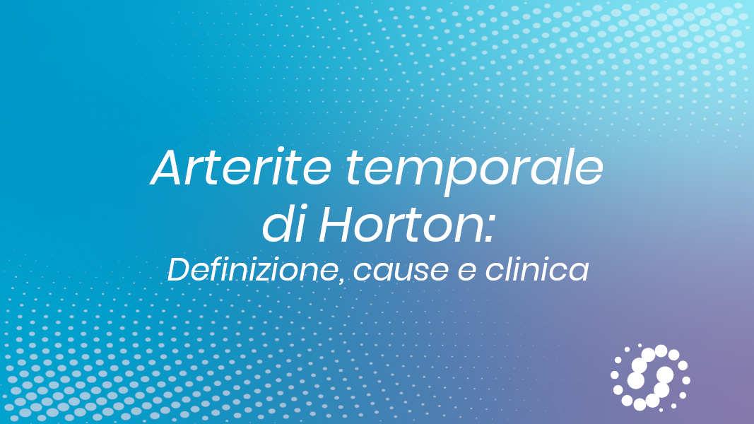 Arterite temporale di horton