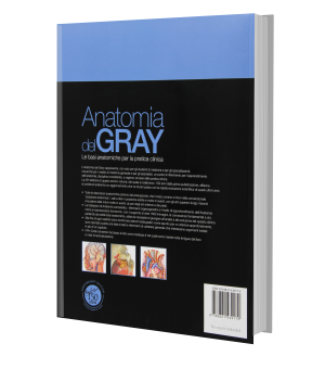 Anatomia del Gray vol2 retro