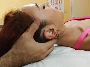 valutazione colonna cervicale