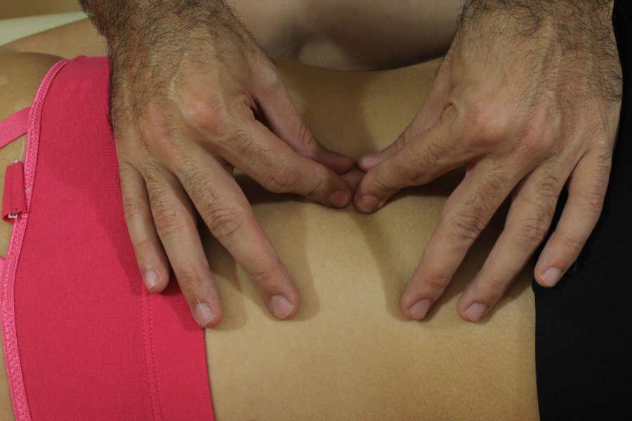 valutazione vertebre lombari