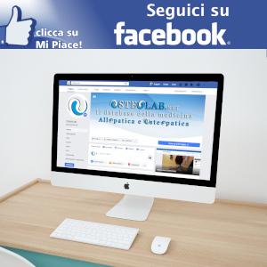 Seguici su Facebooki