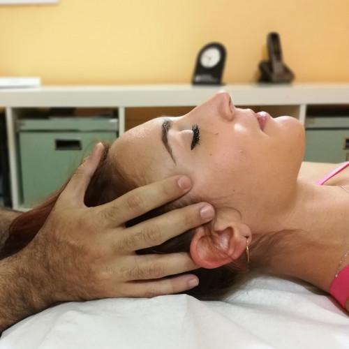 Valutazione osteopatica del cranio