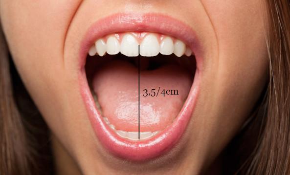 Apertura della bocca