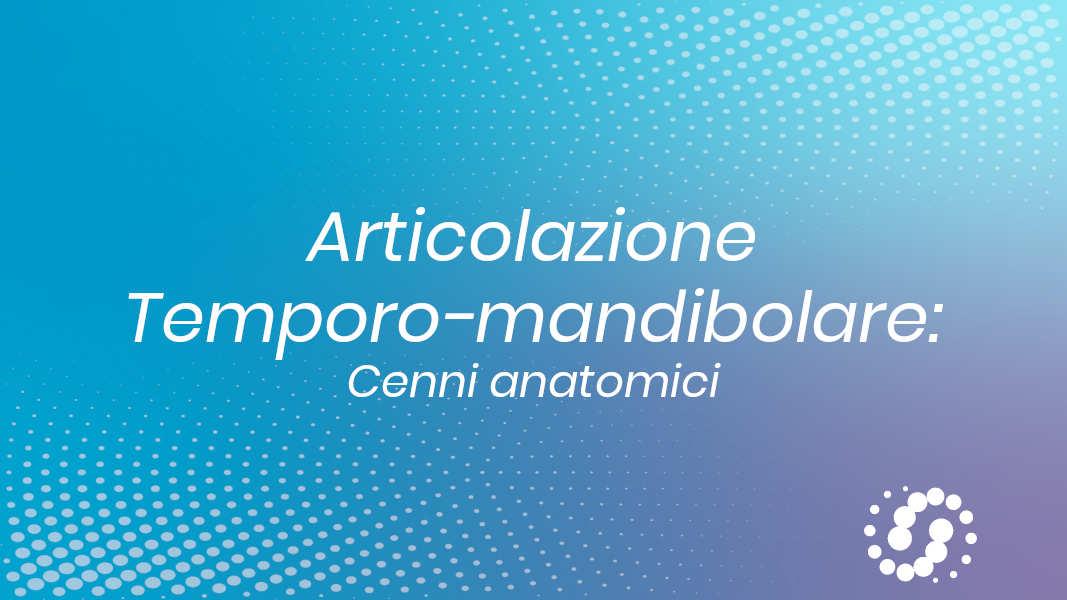 Articolazione temporo-mandibolare: anatomia delle strutture