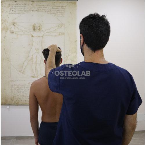 Prima visita osteopatica